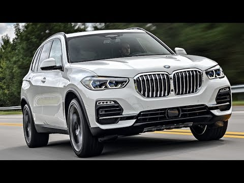 New BMW X5 Review // Mercedes GLE, Porsche Cayenne or This??