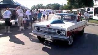 2010 NHRR Sox & Martin 1964 Comet tribute car.