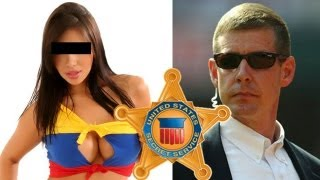 Secret Service agents in Colombia prostitution scandal