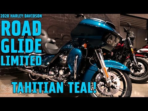 Repeat 2020 HARLEY-DAVIDSON ROAD GLIDE LIMITED in TAHITIAN