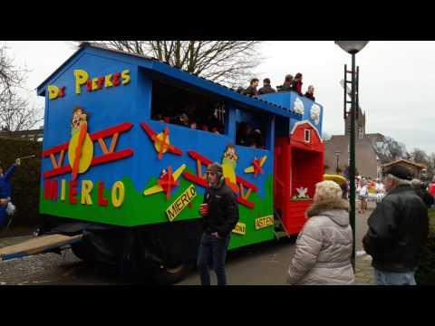 Carnavalsoptocht Mierlo 2017