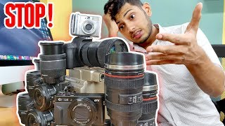 DONT BUY A CAMERA FOR VIDEO BEFORE WATCHING THIS VIDEO!