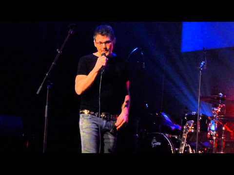 Morten Harket - There Is A Place 15.11.2014 Live In Oslo