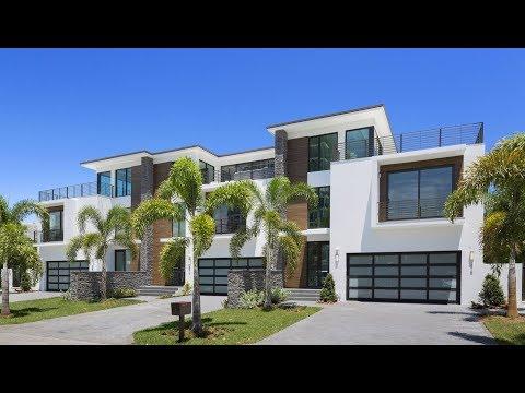 Modern Luxury Florida Homes 213 Macfarlane Unit B Delray Beach Florida Youtube