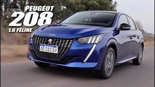 Nuevo Peugeot 208 (1.6 Féline) - Test - Matías Antico - TN Autos