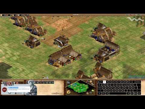 1v1 Arabia vs MbL - Mongols vs Franks