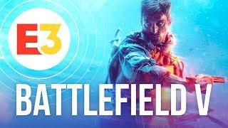 Мы знаем всё о Battlefield V