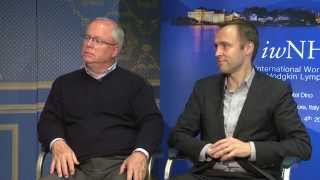 iwNHL 2015 roundtable: Using B-cell biology to inform therapy