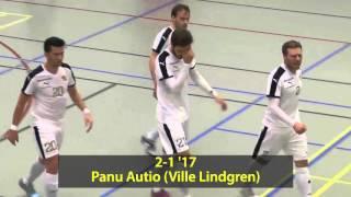 3. Välierä: Sievi Futsal - GFT 13.4.2016