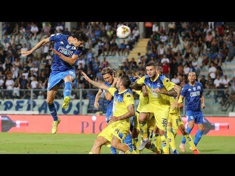Gli highlights di Empoli-Pescara (Coppa Italia)