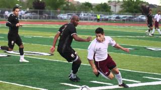NPSL 2011 Game 2 Sacramento Gold vs HollywoodUnited