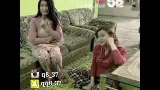شكل البنات من يندمجن وية المسلسلات 😂واقع حال
