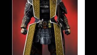 S.I.C. Masked Rider armor Takeshi Gin bar lemon arms]