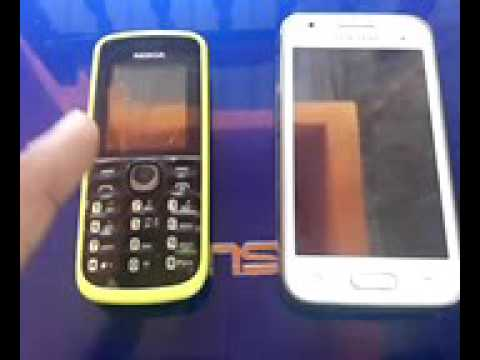 compare two product smartphone and standard mobile phone