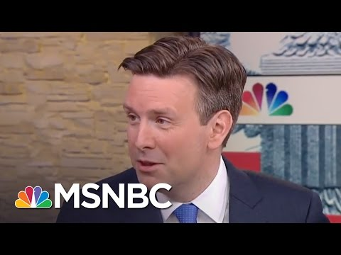 Josh Earnest: President Obama 'Genuinely Concerned' About Country | MSNBC