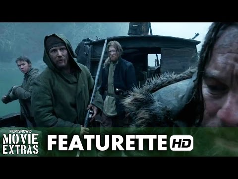 The Revenant 2016 Featurette  Actors