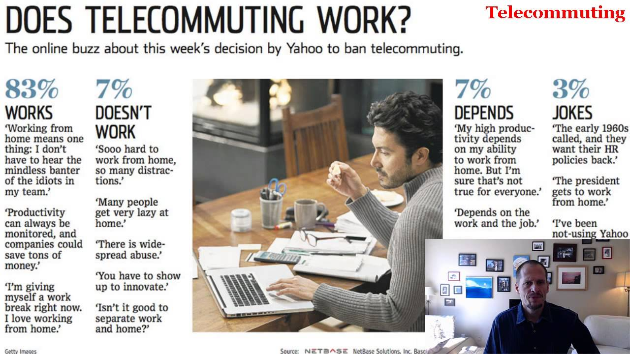 telecommuting the advantages and disadvantages There are plenty of advantages of telecommuting for both employers and employees alike, here are five of the most notable of them there are plenty of advantages of telecommuting for both employers and employees alike, here are five of the most notable of them phone 8888250800.