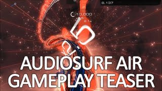 Audiosurf 2 - Gameplay Teaser
