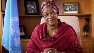 Video Message by SRSG Bangura to Summit for Women and Peace (Bogota, Colombia)