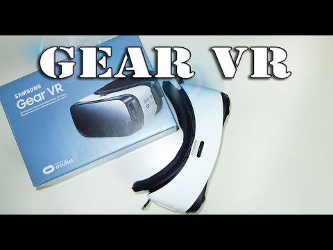 Samsung Gear VR - Очки Виртуальной Реальности