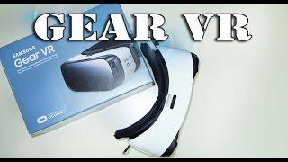 видео очки виртуальной реальности samsung gear vr
