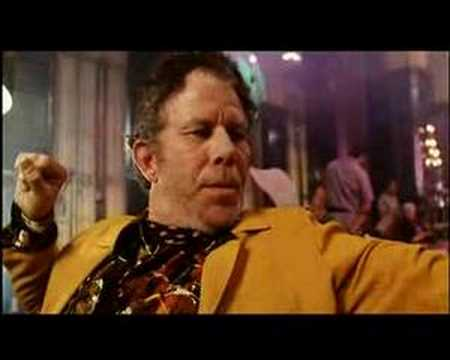 Tom Waits hits on a chick at a party