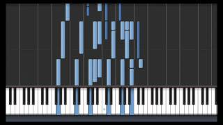 Hirari Hirari [Synthesia] Piano Tutorial