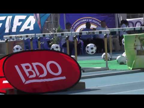 BDO Primary School U7 Final, Wednesday 22nd March, 2017