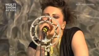 PUSCIFER - Tiny Mosters + Rapture (live @ Lollapalooza Brazil 2013)