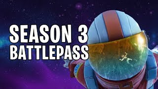 Season 3 Fortnite Battle Pass | What's next for Items? | Fortnite Battle Royale