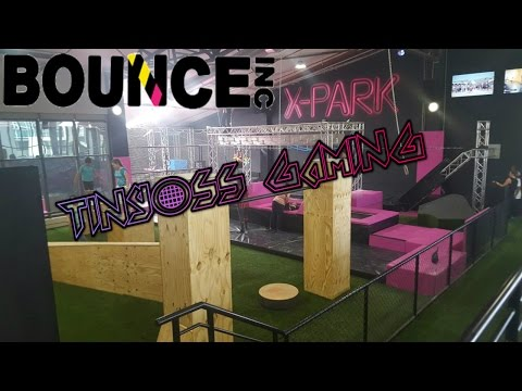 Bounce inc Menlyn Maine South Africa - Vlog With Tinyoss Gaming