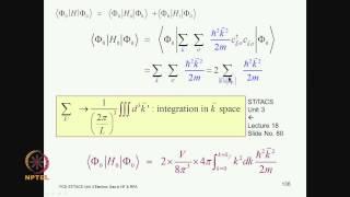 Mod-03 Lec-20 Many-Body formalism, II Quantization