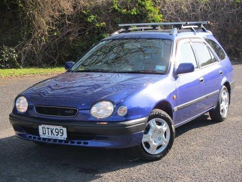 1998 Toyota Carib Rosso Wagon $NO RESERVE!!! $Cash4Cars$Cash4Cars$ ** SOLD **