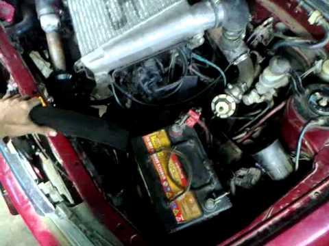 GA16 DE Turbo