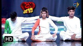 Ritik and Tanvi Performance | Dhee Jodi | 9th January 2019   | ETV Telugu