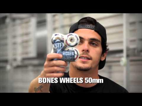 My Ride Danny Cerezini - TransWorld SKATEboarding