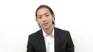 竜星 涼 オフィシャルサイト http://www.ken-on.co.jp/ryusei/ 竜星 涼 ...