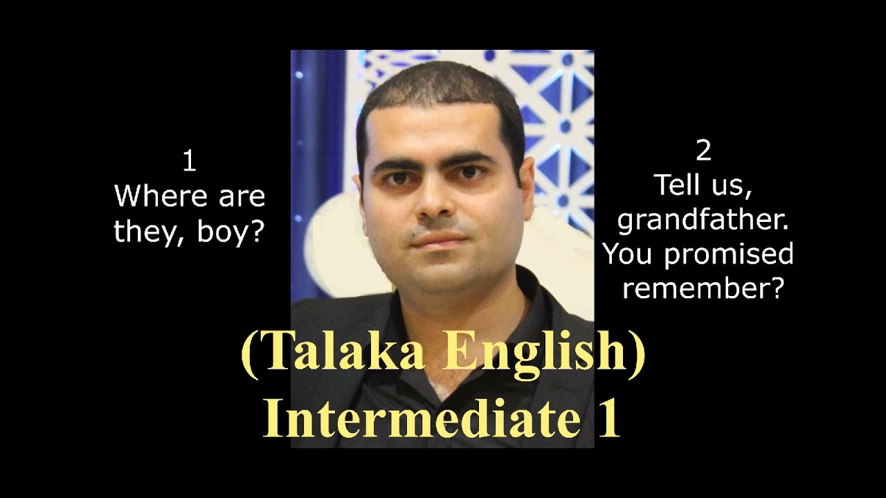 Download Talaka Intermediate English 1 كورس لغة انجليزية مستوي متوسط (الحلقة الاولي)