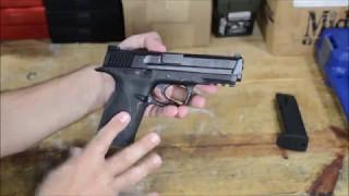 Pistola S&W M&P 40 - A Matadora de Glocks?