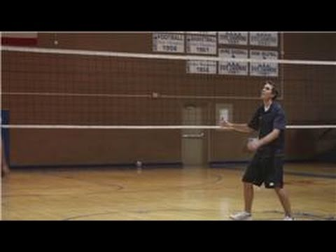 Volleyball : Types Of Sets In Volleyball