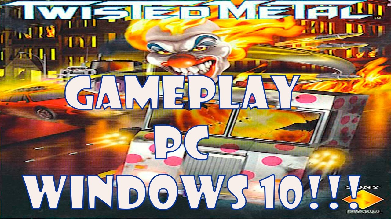 twisted metal on pc