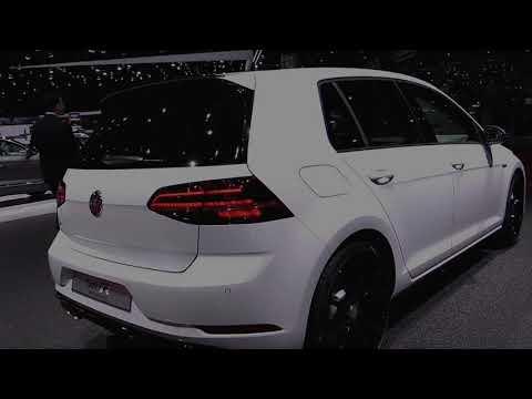 2019 Volkswagen Golf R Performance Impression Exterior and Interior Walkaround