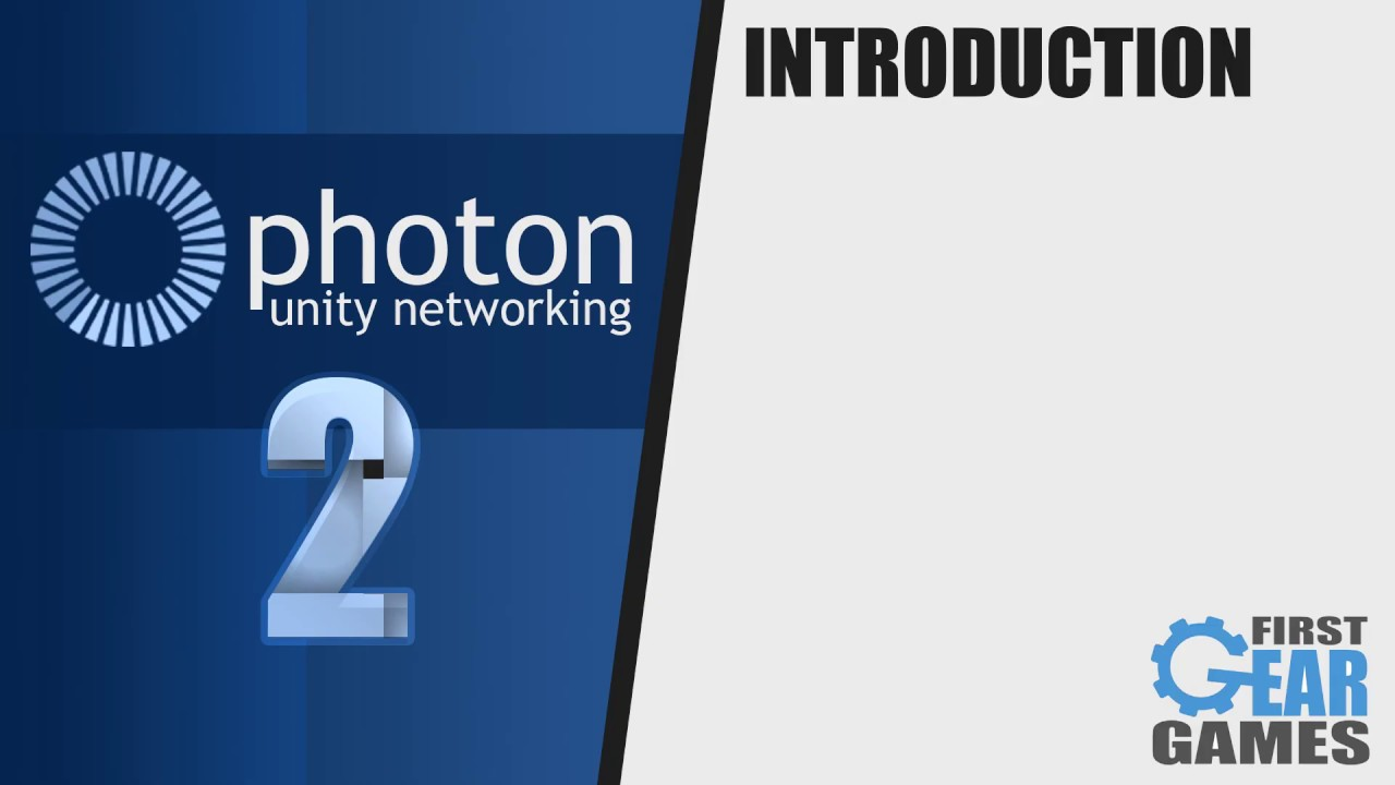 Photon Unity Networking (PUN) v2 - Introduction