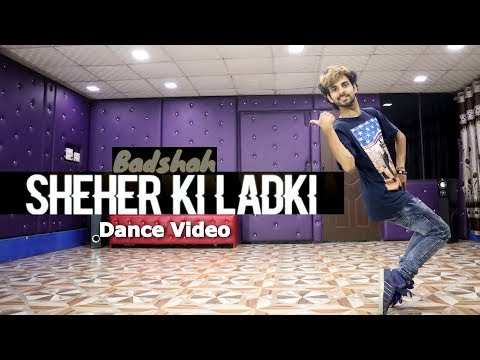 Download Lagu  Sheher ki Ladki Song Dance  | Badshah | Cover by Ajay Poptron Mp3 Free