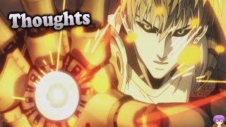 Onepunch-Man Trailer PV 2 Anime Discussion TVアニメ『ワンパンマン』PV第2弾