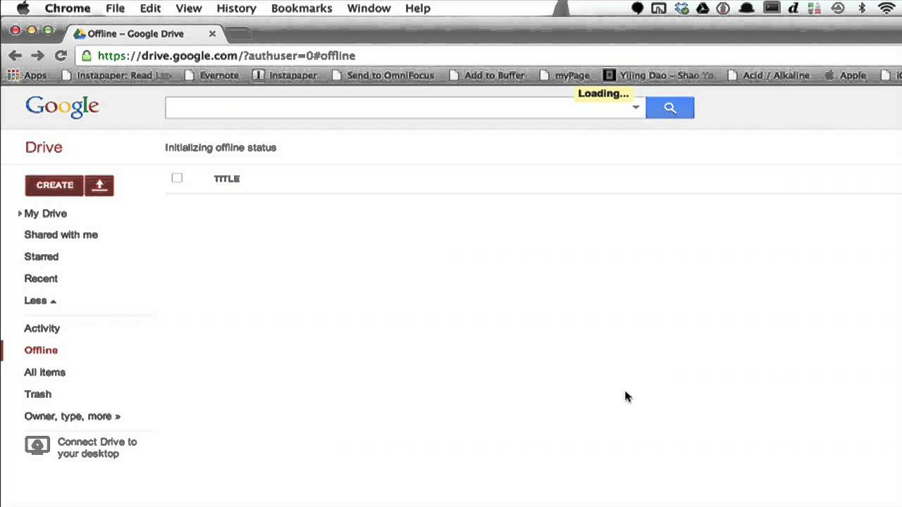 How to Type Google Docs in Chrome OS Offline : Using Firefox & Google