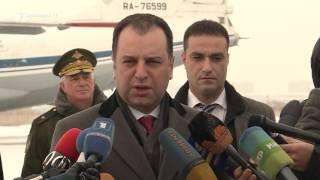 Հայաստանը մարդասիրական օգնություն է ուղարկել Սիրիա