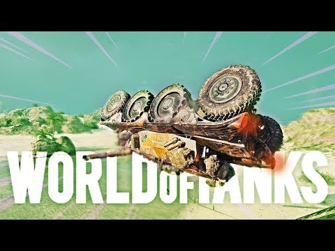 ТРЮКИ в World Of Tanks | ФЕЙЛЫ, БАГИ, ВБР | WOT ПРИКОЛЫ #6