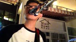 Please อะตอม ชนกันต์ Cover by หนุ่ม axis live at Oasis