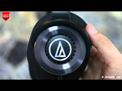 Unboxing Audio Technica WS1100is Bass Audio Headphone Store
